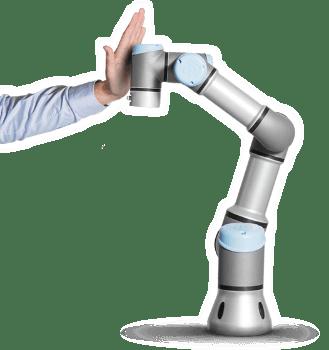 cobot brazo robotico robots colaborativos call