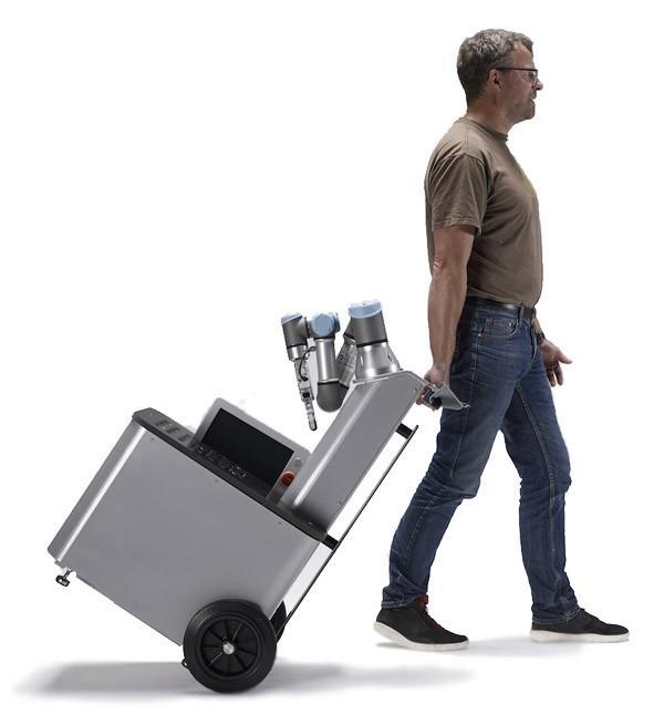 Robots y Cobots móviles: múltiples posibilidades y beneficios