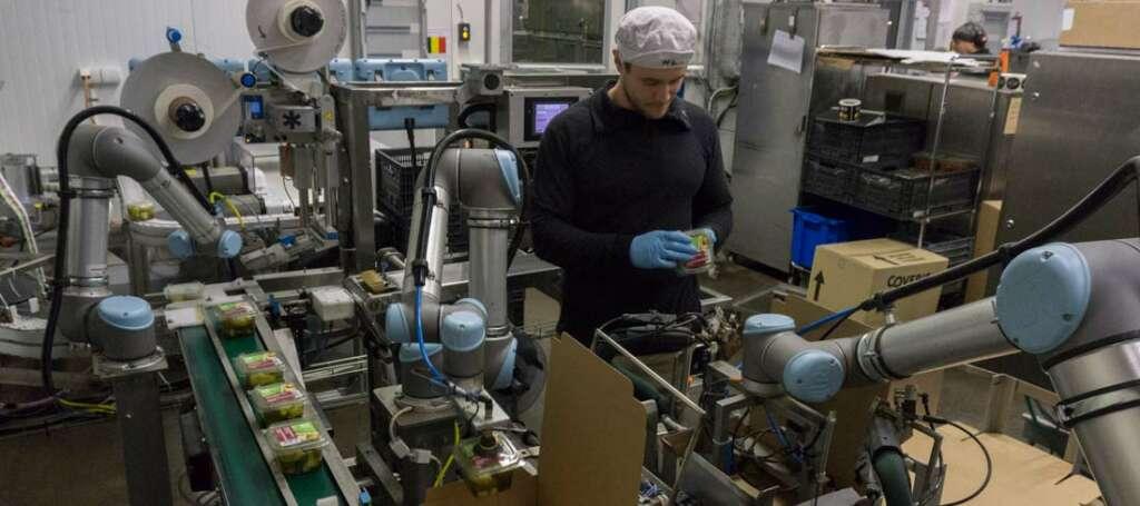 normativa robots colaborativos: normas de seguridad para robots seguros y aplicaciones seguras