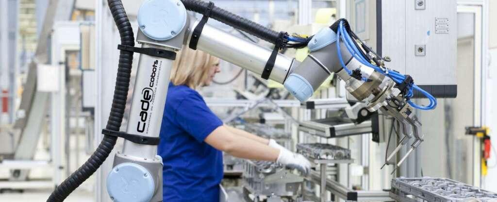 Cuellos de botella. ¿Cómo solucionarlos con robots colaborativos?