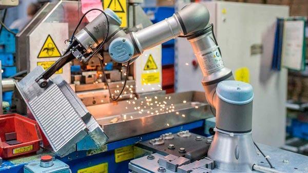 La robótica colaborativa ayuda a reducir las bajas y accidentes laborales