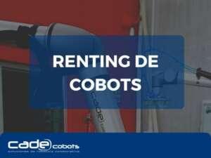 Renting de cobots