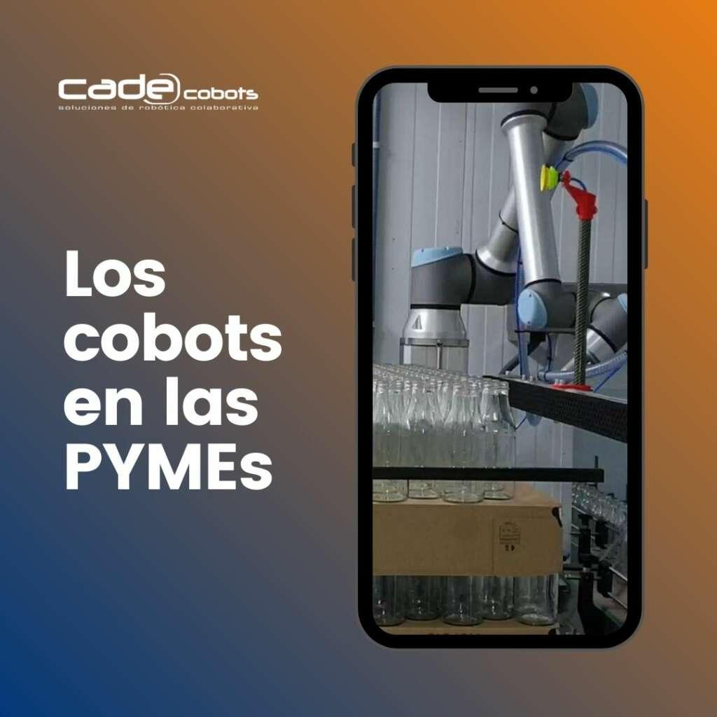 Los cobots: Perfecta solución para las PYMEs en la industria 4.0
