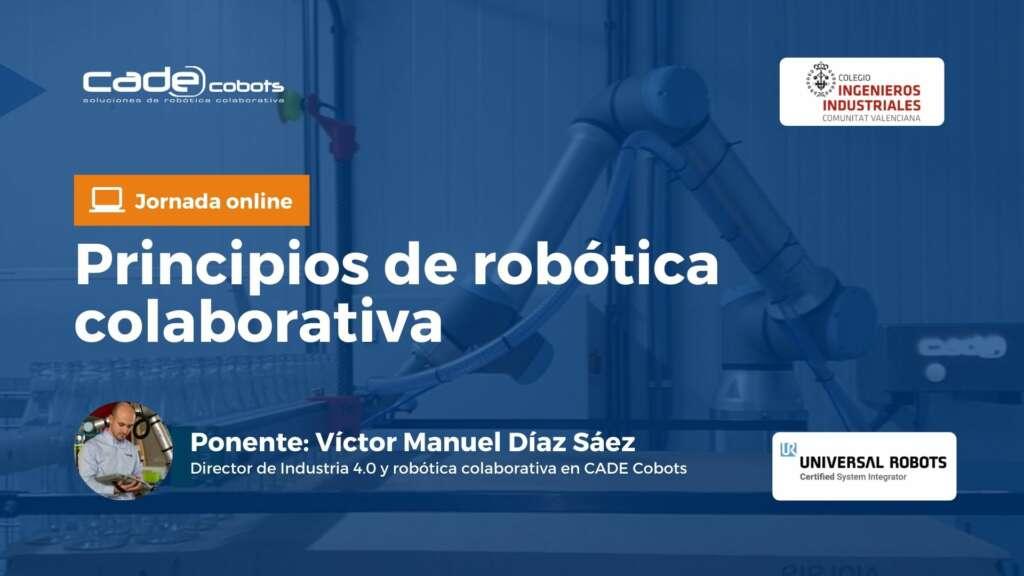 Webinar Principios de la robótica colaborativa