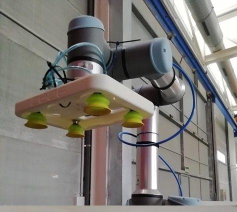 Fabricación Aditiva (FA) integrada en soluciones de robótica colaborativa